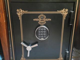 Safes - Locks & Maintenance
