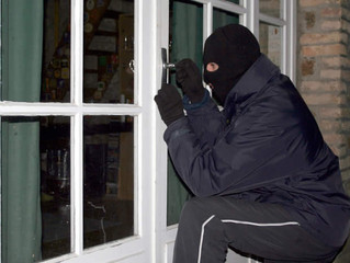 Crime Prevention. How Safe is Your Home?