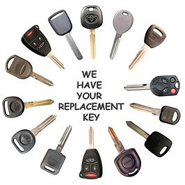 Replacement Car Key Or Motorcycle Keys.
