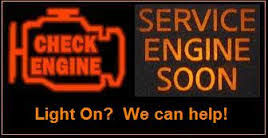 check engine light service