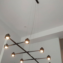 NOV 7, 2018  We hope everyone enjoyed the long weekend. On Monday the team at VC Electrical installed this stunning pendant. Really changed the look of the room. We also had to re-wire the existing lights as the down lights were split into two switches. The down lights now work off one switch and the pendant on it's own. The client was ecstatic with the final finish.