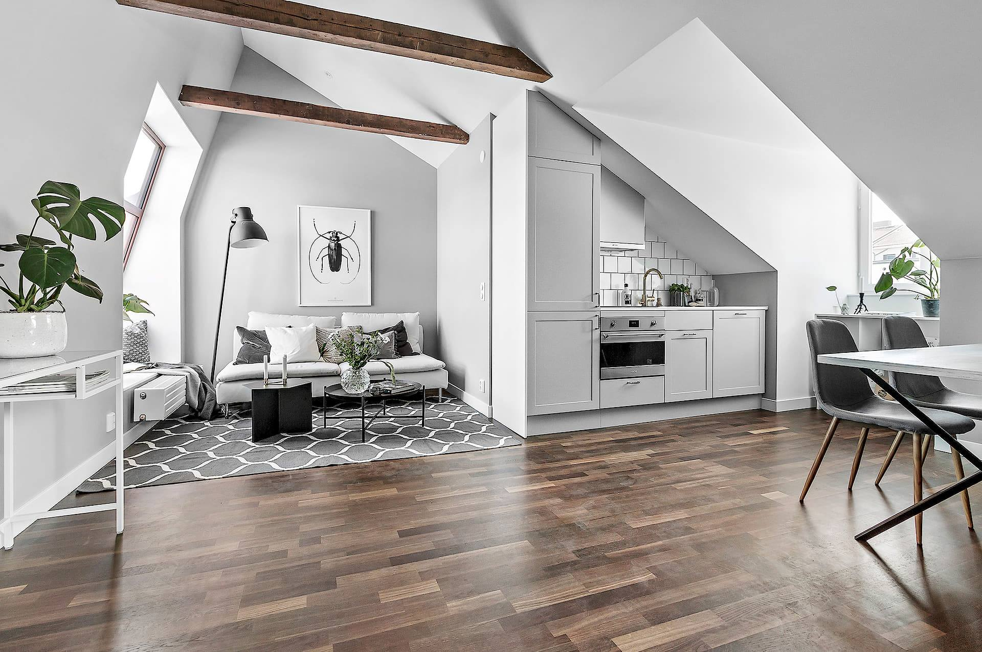 Renoverad Lägenhet Sundebyberg