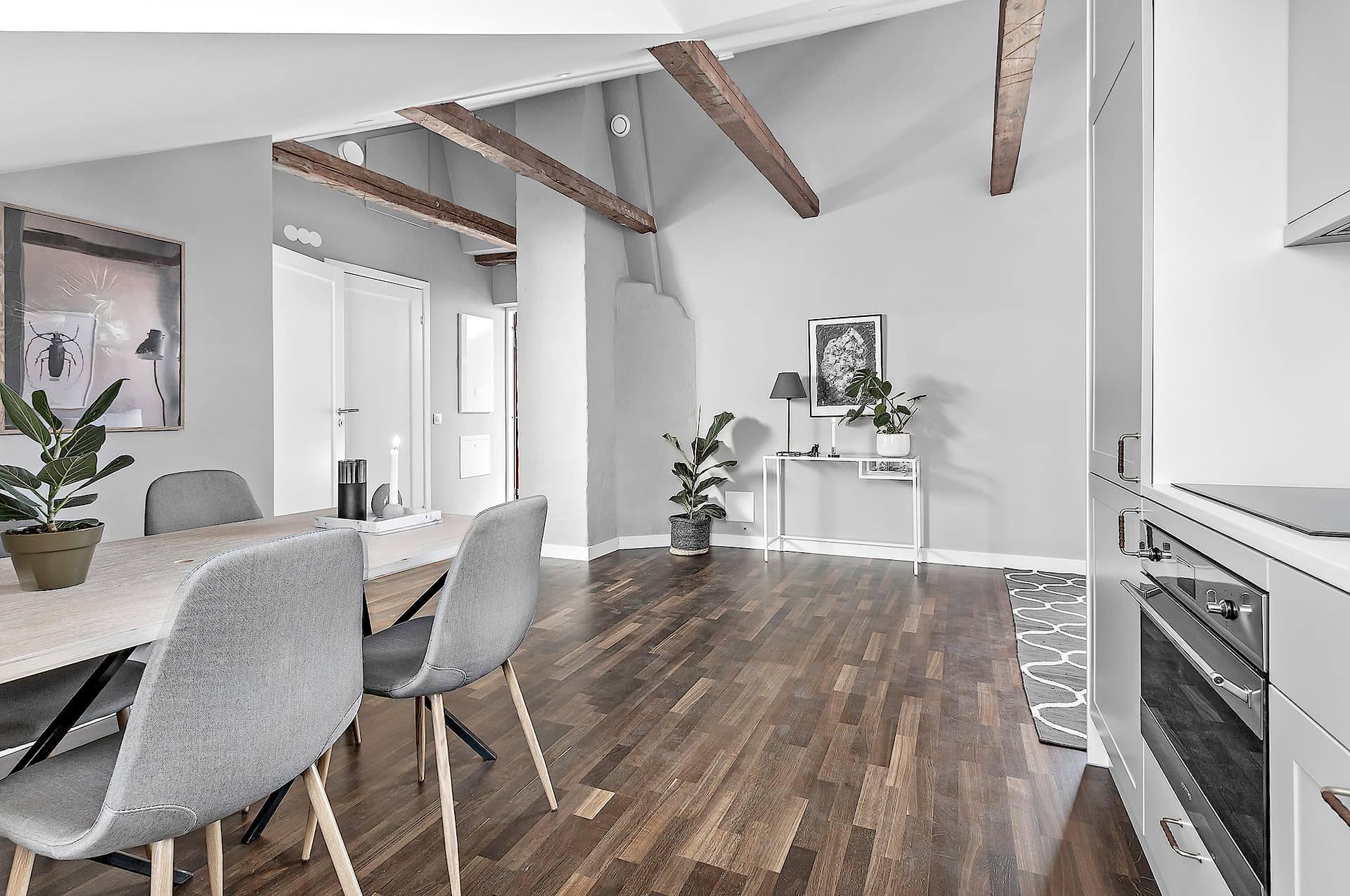 Design lägenhet Sundbyberg