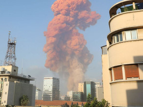 Update: More Than 100 Dead & Thousands Injured After Huge Explosion In Beirut
