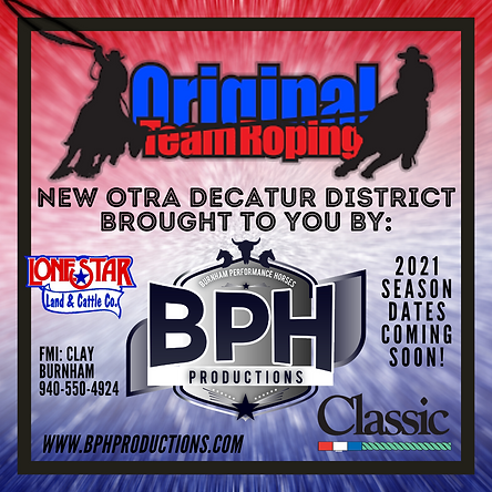 New OTRA Decatur District brought to you