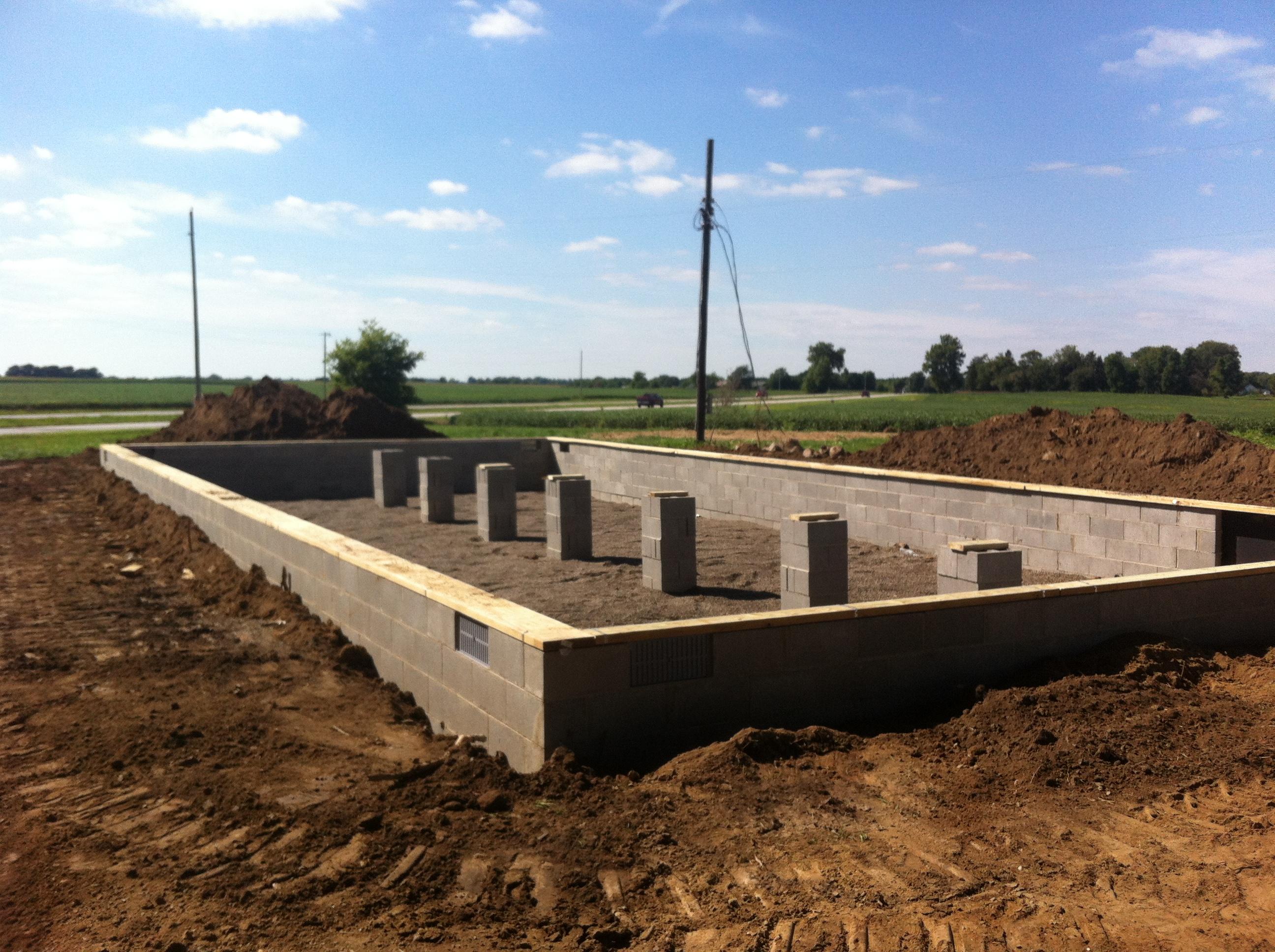 Foundations & Basements