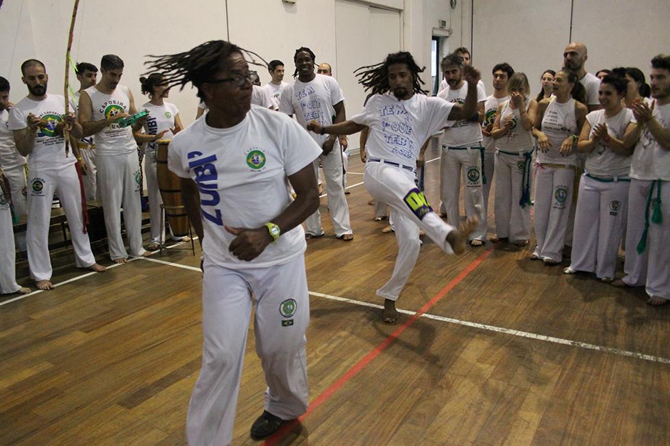 XIX incontro di capoeira