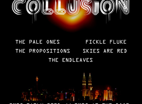 Collusion Is Here!