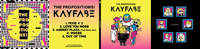 The Propositions - Kayfabe [CD Sleeve].j