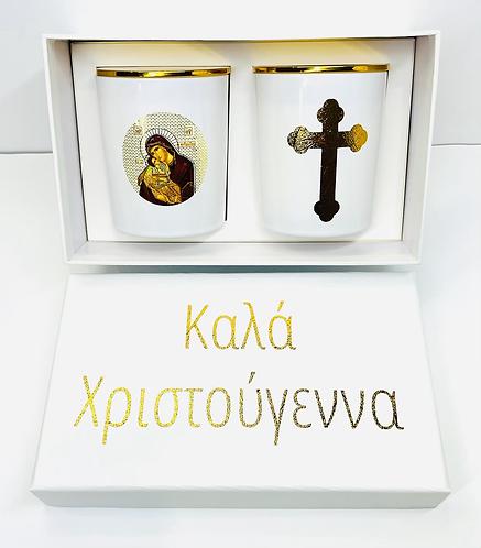 ΚΑΛΑ ΧΡΙΣΤΟΥΓΕΝΝΑ -GREEK GIFT BOX