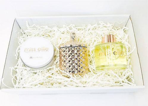 MINI TRIO GIFT BOX - ROSE GOLD