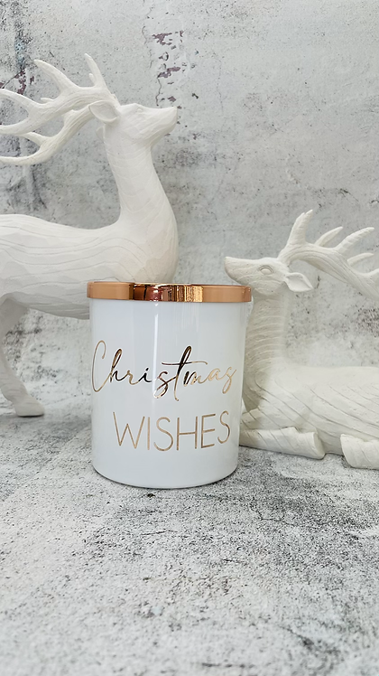 Christmas Wishes - Extra Large