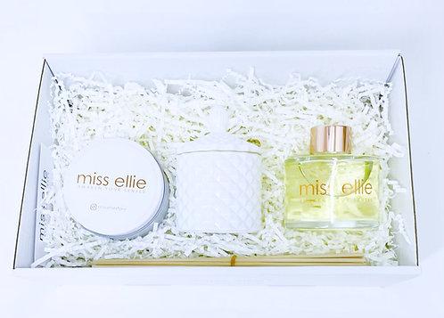 MINI TRIO GIFT BOX - WHITE