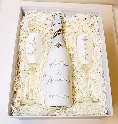 Bride & Groom - Gift Box