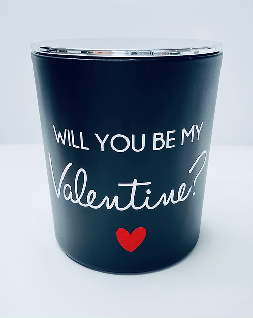 VALENTINES DAY - LARGE BLACK