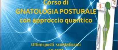 Corso Gnatologia Posturale Medicina 4.0