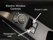 Electric Window Controls
