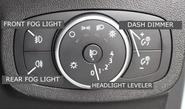 FOG LIGHT CONTROLS