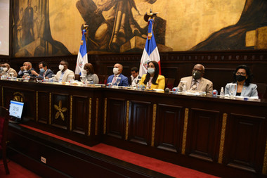 Comisión Bicameral escucha en vista pública a diferentes sectores