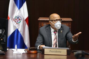 Pacheco asegura próxima semana se escogerán ternas para Defensor del Pueblo y Cámara de Cuentas