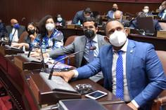 Diputados aprueban resolución que autoriza 45 días más estado de emergencia por Covid-19