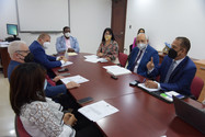 Diputados analizan con SISALRIL proyecto busca que ARS devuelvan recursos recibidos durante estado d