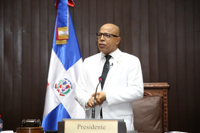 Discurso Presidente de la Cámara de Diputados Alfredo Pacheco