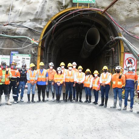 La Comisión Permanente de Energía y Minas de La CD se trasladó a la mina Cerro de Maimón