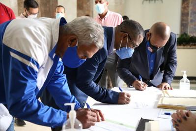 Cámara de Diputados estudia proyecto de ley que modifica la Ley General de Deportes