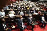La Cámara de Diputados celebró este lunes una jornada de inducción sobre la plataforma digital en el