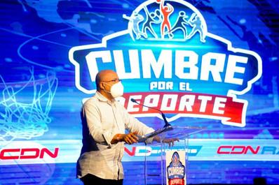 Presidente Pacheco garantiza aprobación de modificaciones Ley de Deporte