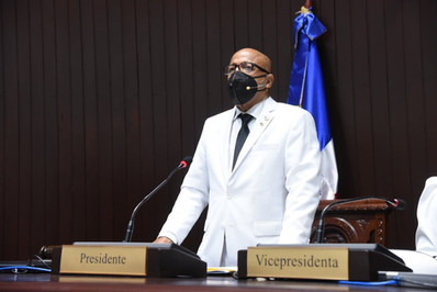 El Presidente Alfredo Pacheco se compromete a Trabajar para la aprobación de importantes leyes