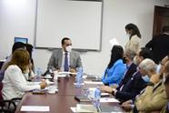 Diputados se reúnen con sector naviero en curso de estudio de proyecto de ley Comercio Marítimo