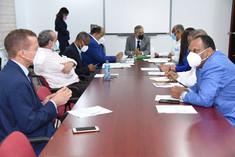 Diputados socializan con técnico de la UASD proyecto de ley de Certificación de Cítricos