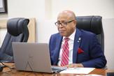 Alfredo Pacheco afirma Cámara de Diputados trabaja en cúmulo de proyectos que estaban pendientes