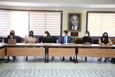 Diputados tratan Ley de transparencia en la administración pública con miembros de la ANJE