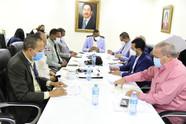 Diputados tratan con DIGESTT e INTRANT de ley de Educación y Seguridad Vial