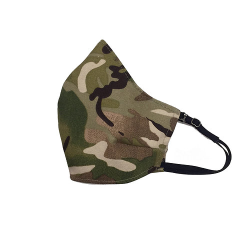 Women's /Teens camouflage face mask