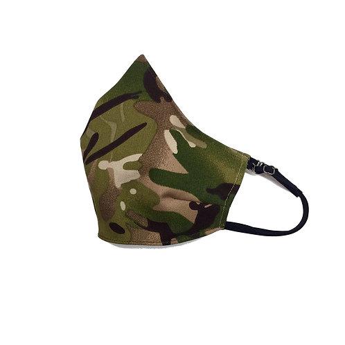 Men's Camouflage face mask