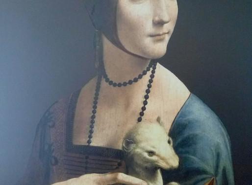 """SULLE TRACCE DI CECILIA GALLERANI, """"LA DAMA CON L'ERMELLINO"""" DI LEONARDO"""