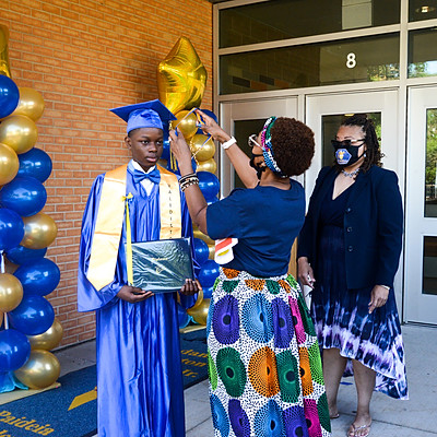 Powell-Paideia Academy Graduation 2020