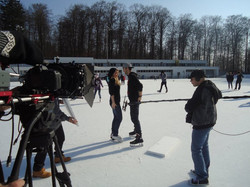 """Dance Off """"The Movie"""" shooting"""
