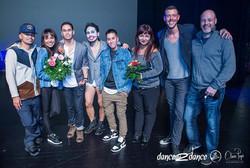 Dance2dance 2014 Judges/Host