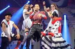 DjBobo Circus Tour 2014