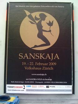 Sanskaja The Musical