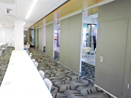 Modernfold Acousti-Seal® Paired Panel Systems