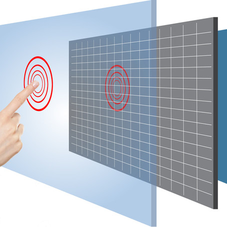 Difference between Capacitive and infrared touch screen