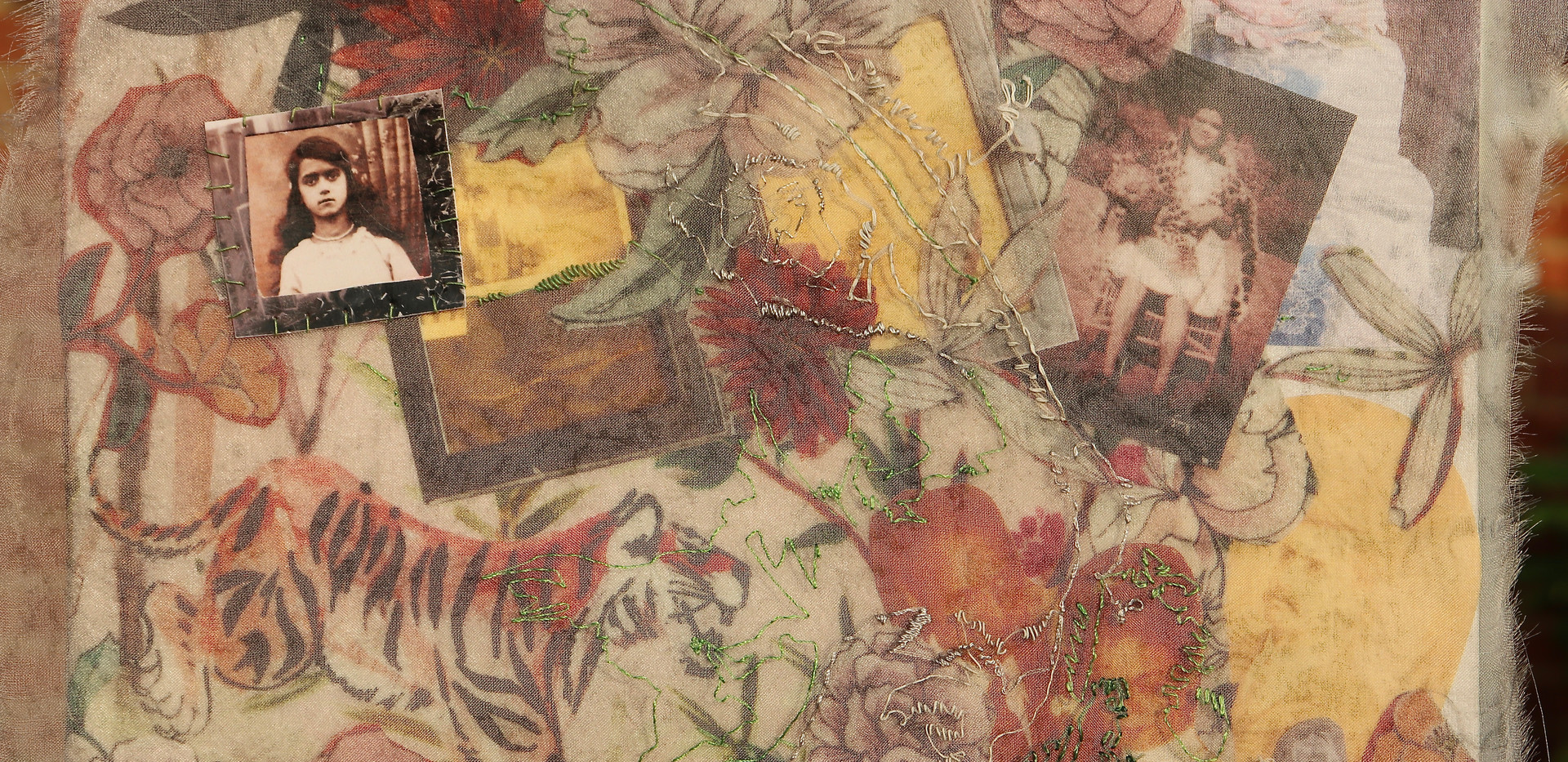 Collage by Bernadine Jones