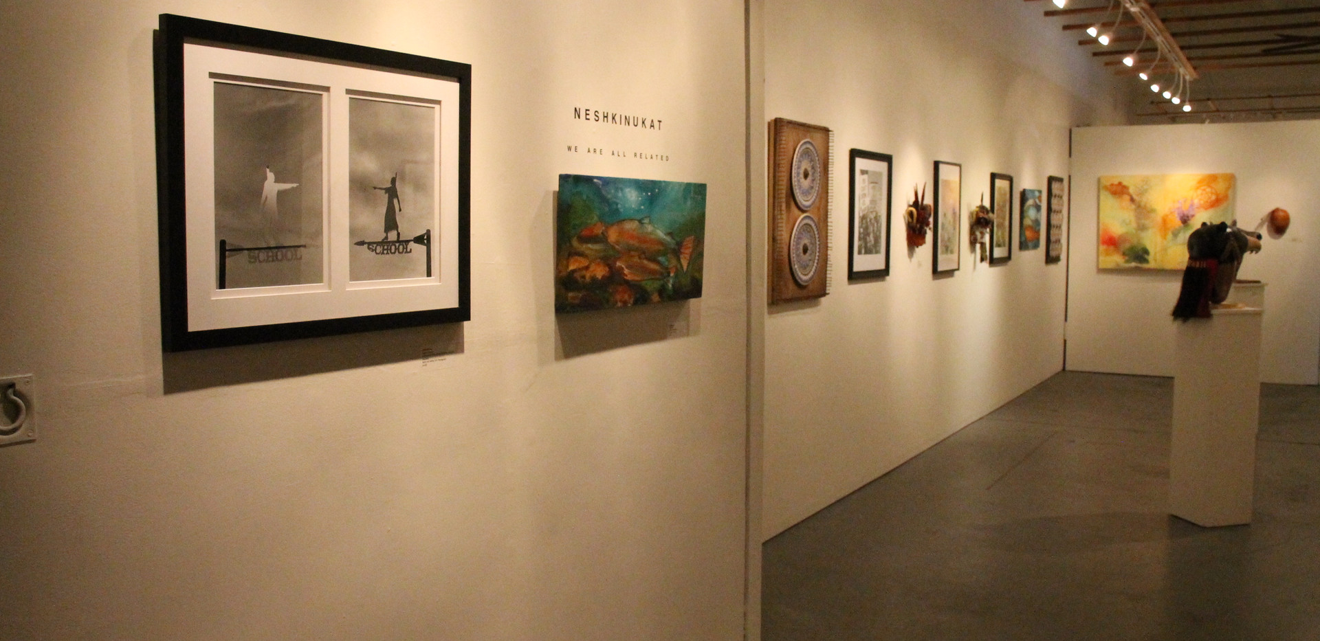 Greenly's Gallery Show