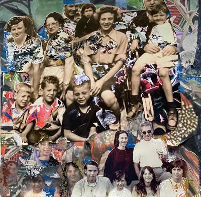 """Family Portrait"" by Marka Burns"